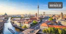 Bild von Berlin - hier bekommt man in Deutschland auch Root Beer